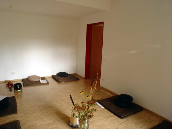... Meditationsraum Für Rituale, Trauerarbeit Und Inneren Wachstum